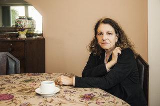 Rea Galanaki, Greek novelist
